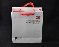 海川纸业手提袋展示
