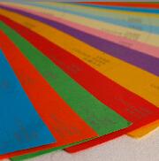 海川纸业立德色纸